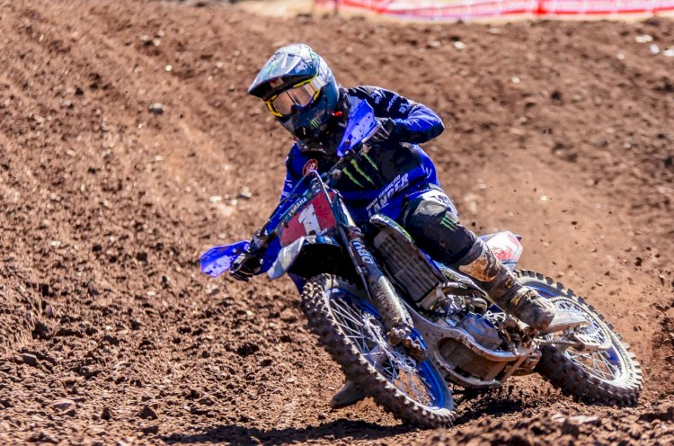 Yamaha encara Brasileiro de Motocross