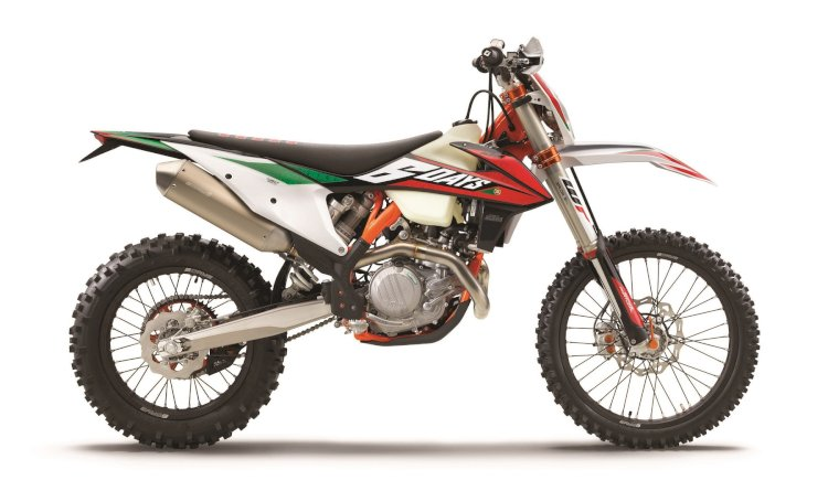KTM 450 EXC-F SIX DAYS MY 2020