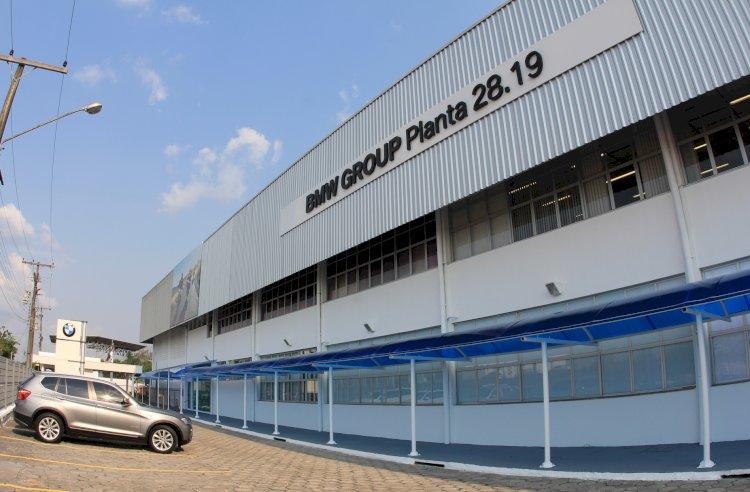 BMW investe 9 milhões em Manaus