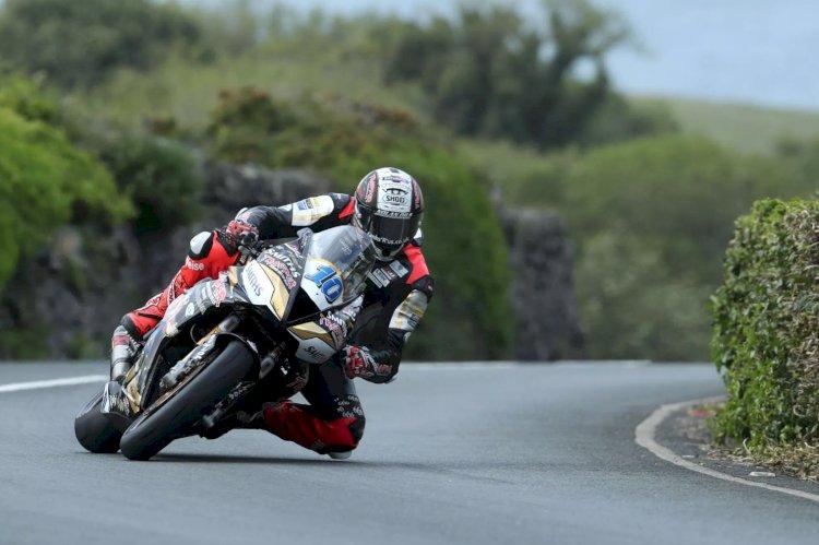 "Peter Hickman vence ""Isle of Man TT"""