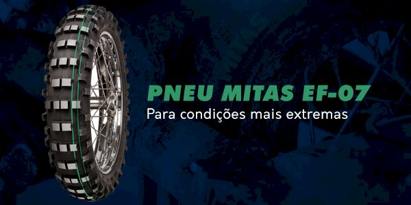 O Pneu ideal para Hard Enduro