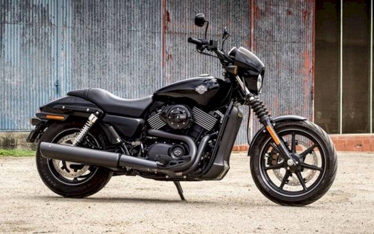 Harley Davidson fabricará motos de baixa cilindrada