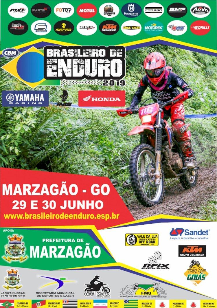Regulamento - Brasileiro de Enduro