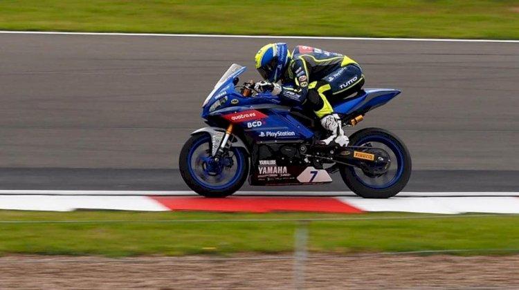 Piloto brasileiro conquista a pole position no mundial de Superbike