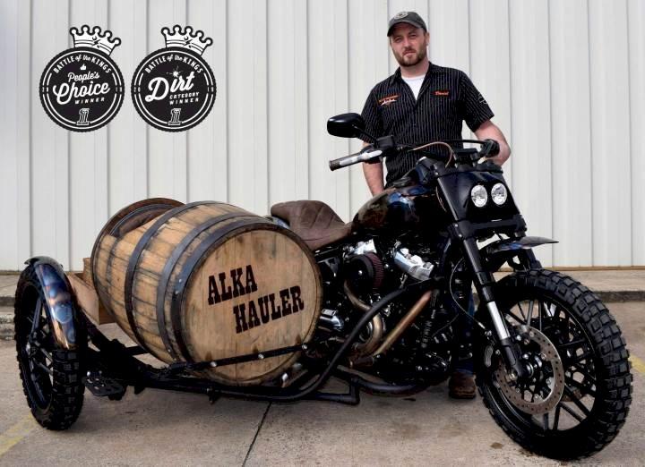 Harley Davidson organiza disputa entre customizadores