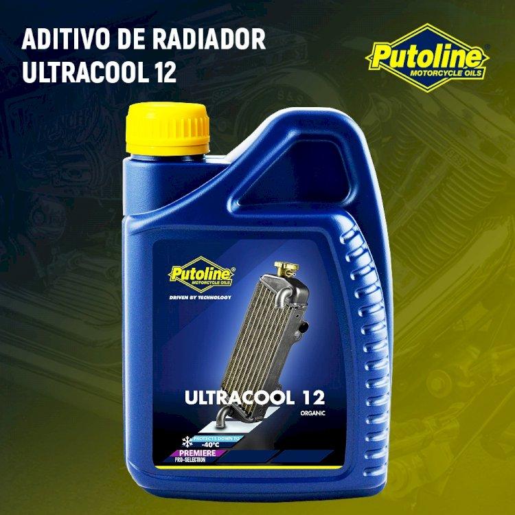 Novo aditivo de radiador para motos importadas