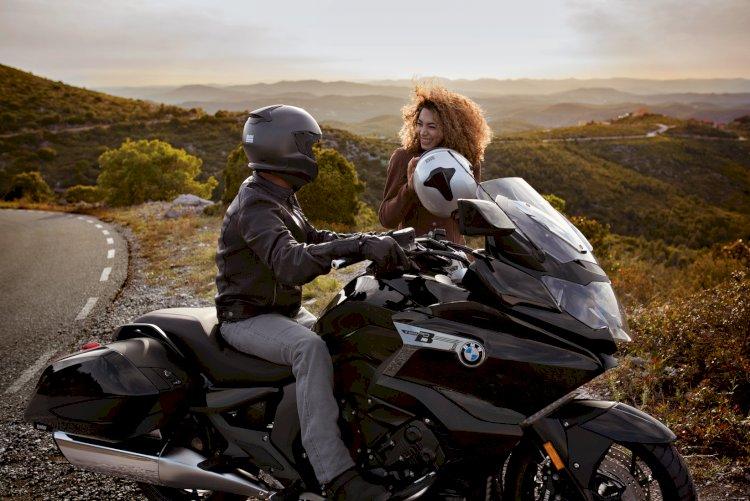 BMW Motorrad lança Capacete System 7 Carbon