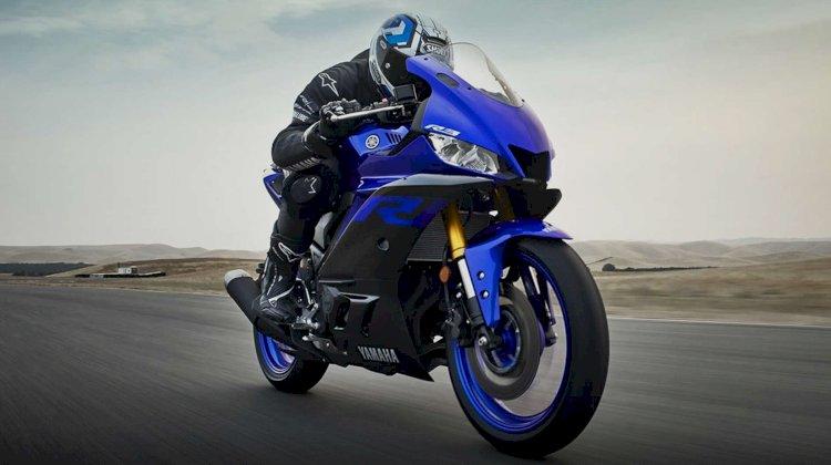 Yamaha apresenta sua nova YZF-R3