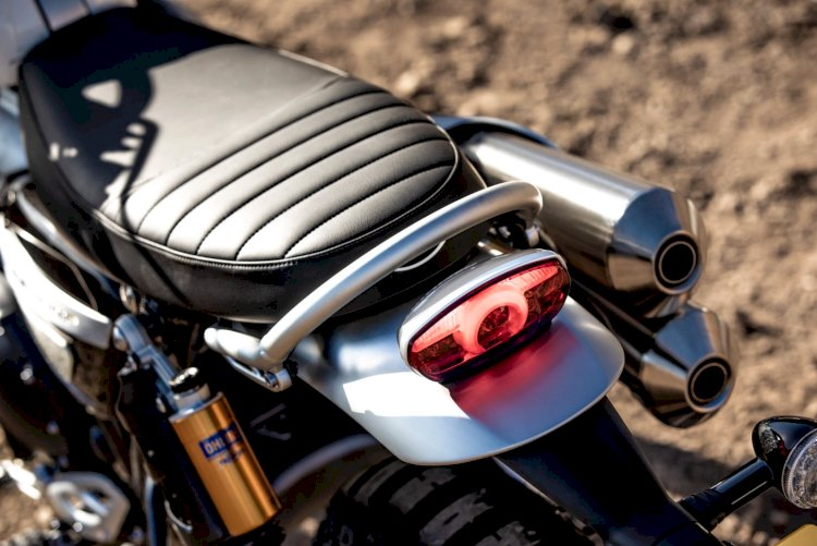 Triumph lança a nova Street Scrambler 1200 XE