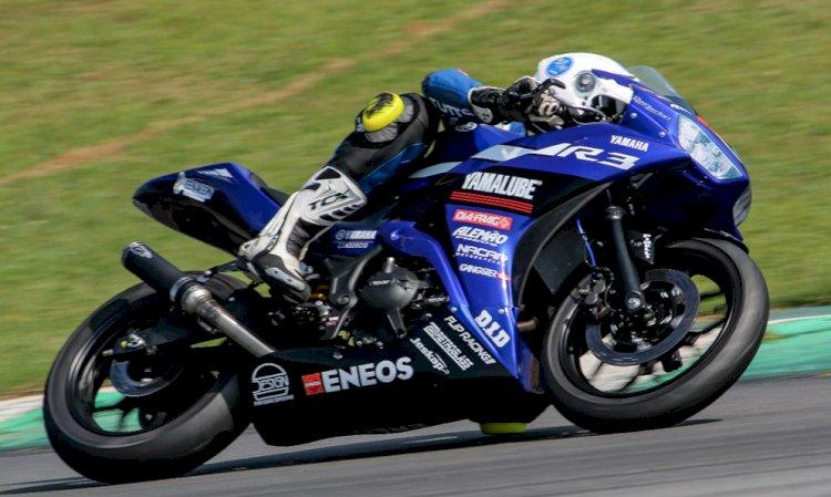 Yamaha, em nota oficial, retorna ao Superbike Brasil