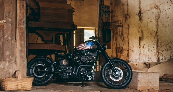 Harley-Davidson promove o Battle of The Kings
