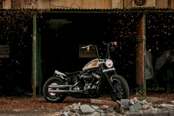 Harley-Davidson promove o Battle of The Kings