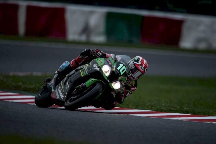 Kawasaki Racing Team vence as 8 Horas de Suzuka