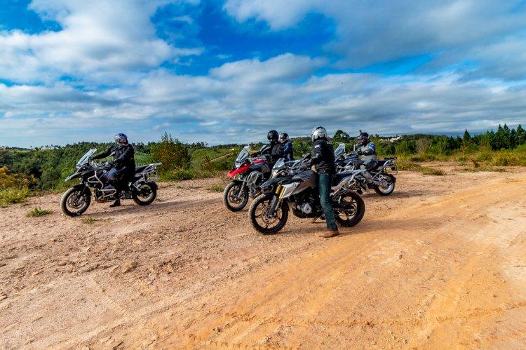 BMW Rider Experience 2019 divulga agenda de agosto