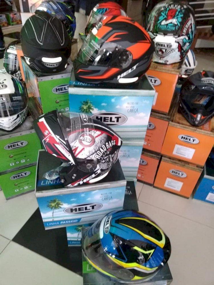 Helt lança coleção 2020 de capacetes