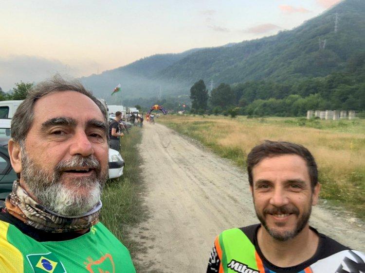 Giancarlo 'Poy' Clini e Rodrigo Zuccon