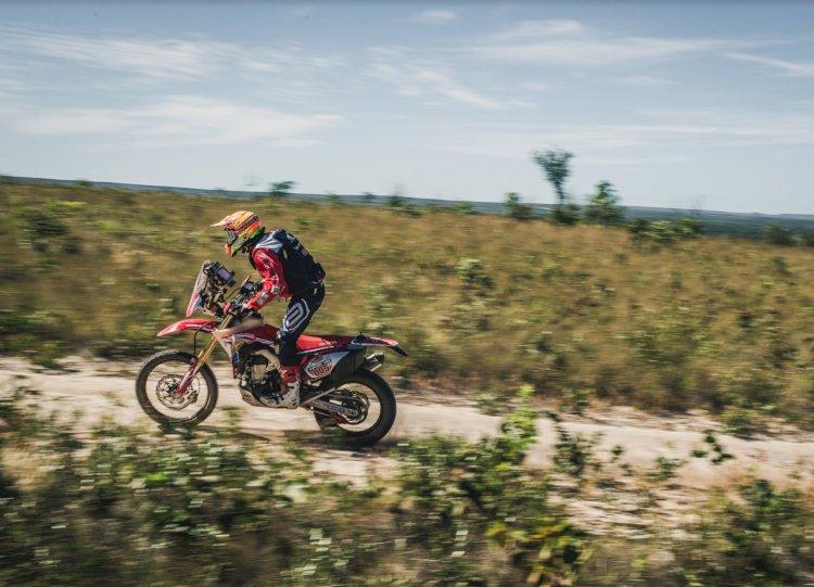 Honda é patrocinadora do Rally dos Sertões