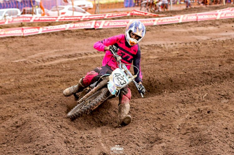 Alex Lucena mantém liderança no Pernambucano de Motocross