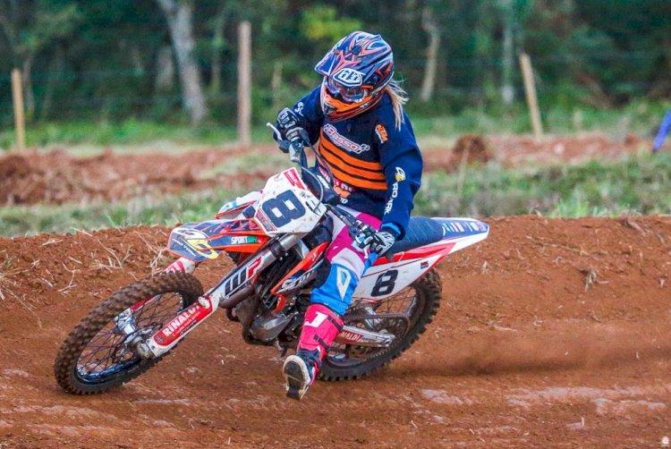 Faxinal recebe a 5ª etapa do Brasileiro de Motocross