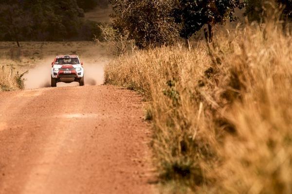 Paranaense faz oitava participação no maior Rally das Américas