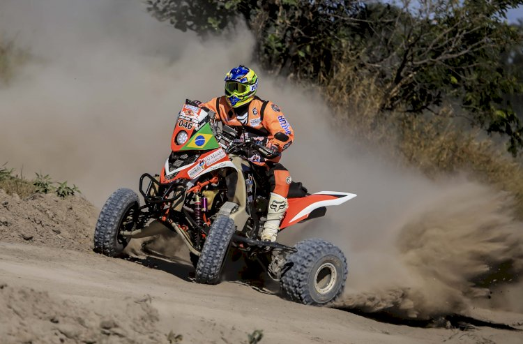 Piloto maranhense vai em busca do tricampeonato no Rally dos Sertões