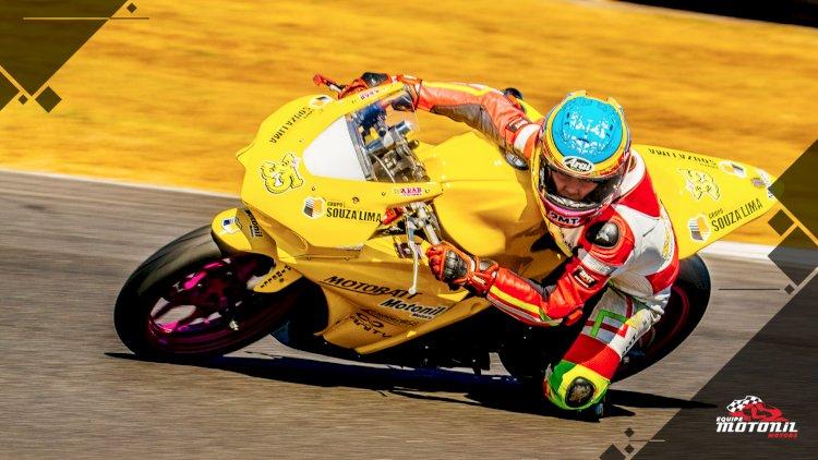 Equipe Motobatt se prepara para a 5ª etapa do SuperBike Brasil