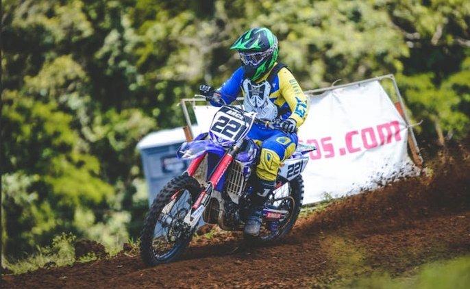 Rinaldi presente na 6ª etapa do Costa-Riquenho de Motocross