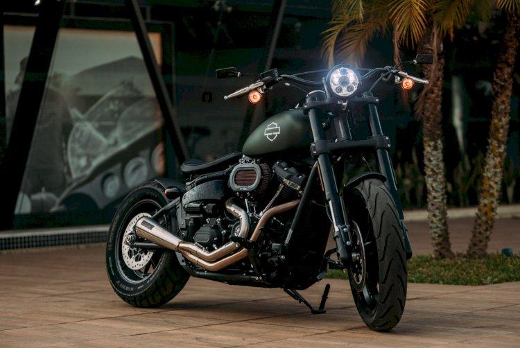 Harley-Davidson elege seu Custom King 2019