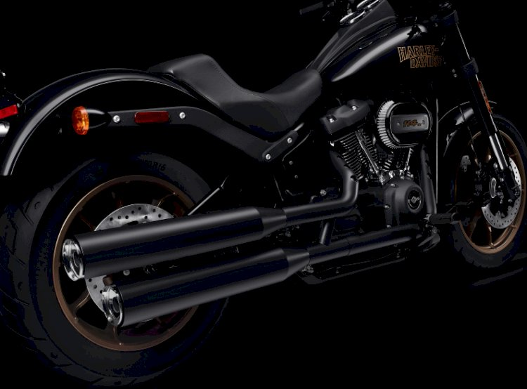 Novo lançamento: Harley-Davidson Low Rider S