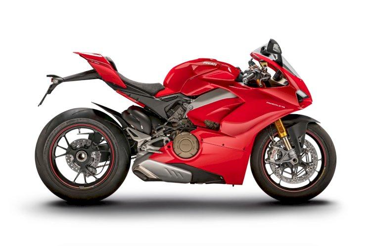 Ducati apresenta Panigale V4 S