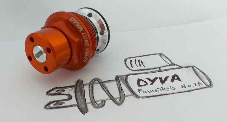 A REVOLUÇÃO: Válvula dinâmica para suspensões