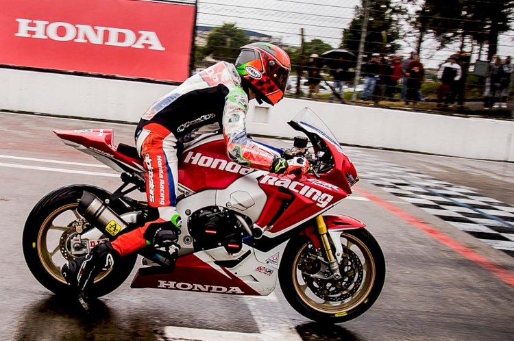 Honda Racing tem etapa difícil no SuperBike Brasil do Paraná