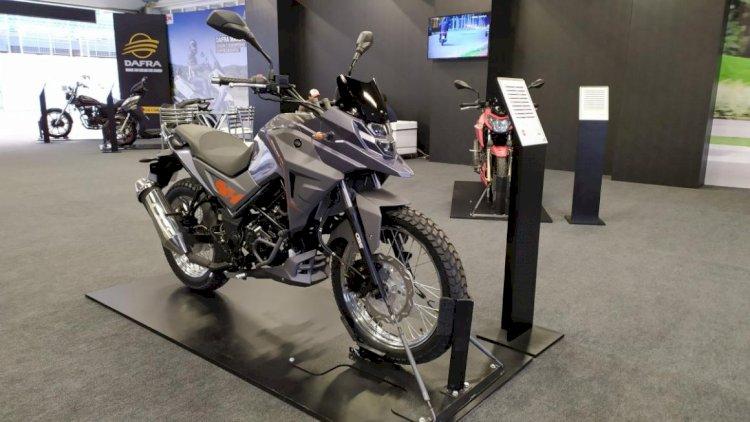 Dafra lança novos modelos