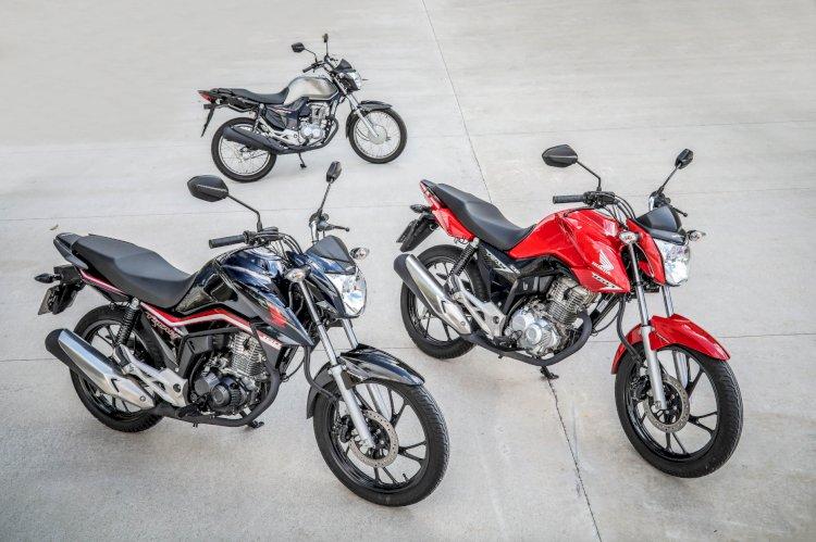 Honda CG 2020: novas cores e a confiabilidade de sempre