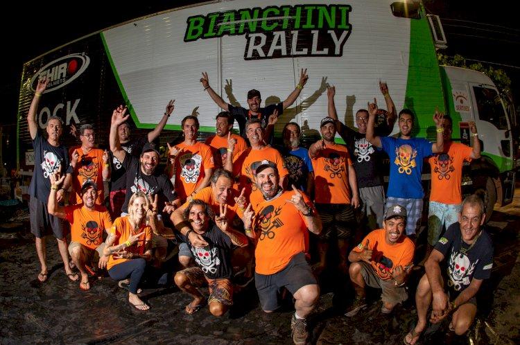 Bianchini Rally/Power Husky fecha Sertões 2019 com balanço positivo