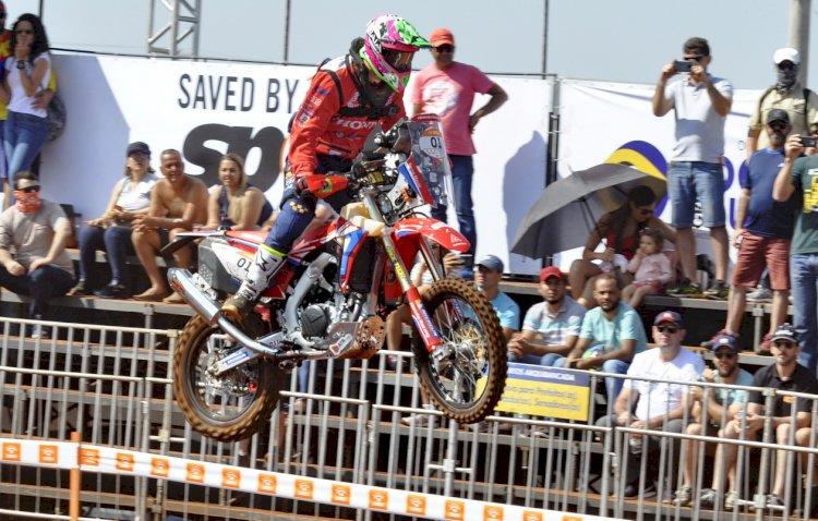 Sertões 2019 - Nas motos Tunico Maciel é bi campeão.