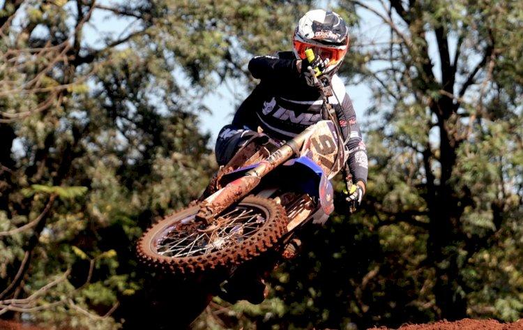 Paraná terá representante no Motocross das Nações