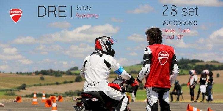 Inscrições abertas para o DRE Safety em Tuiuti-SP