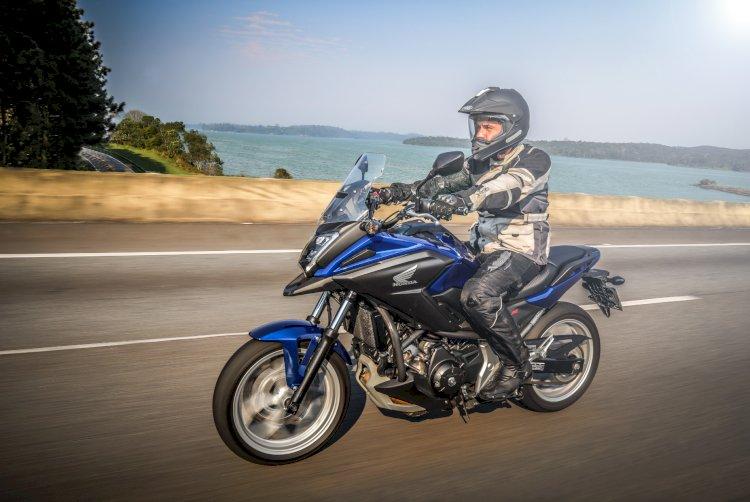 Honda NC 750X 2020: novas cores e grafismos
