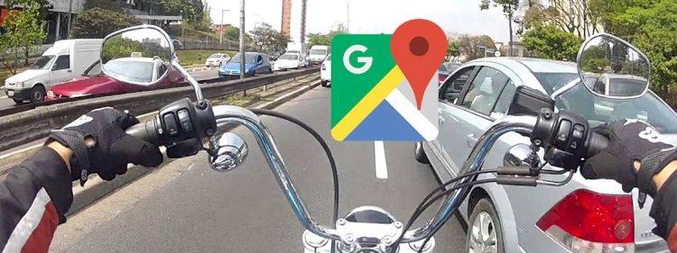 Google Maps lança navegação dedicada a motos