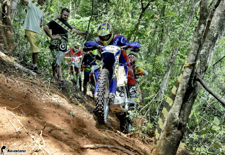 The King Hard Enduro Ibitipoca