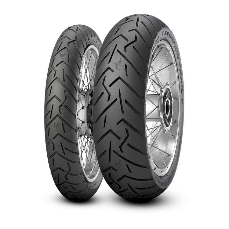E o melhor pneu para uso Adventure é...