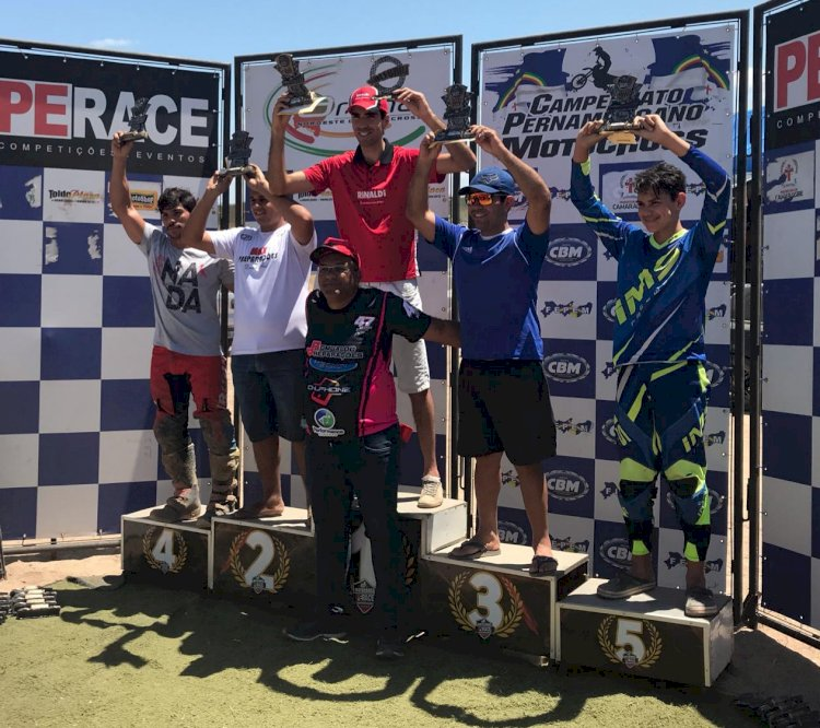 Team Rinaldi acumula vitórias