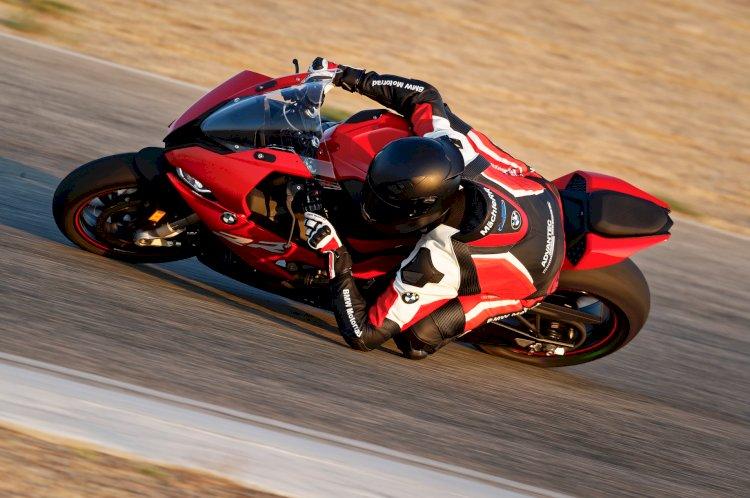 BMW Rider Training High Performance