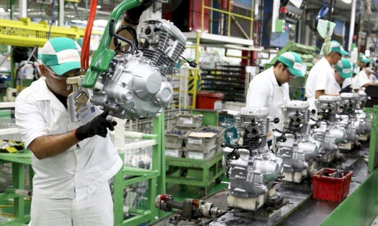Indústria de motocicletas segue em expansão