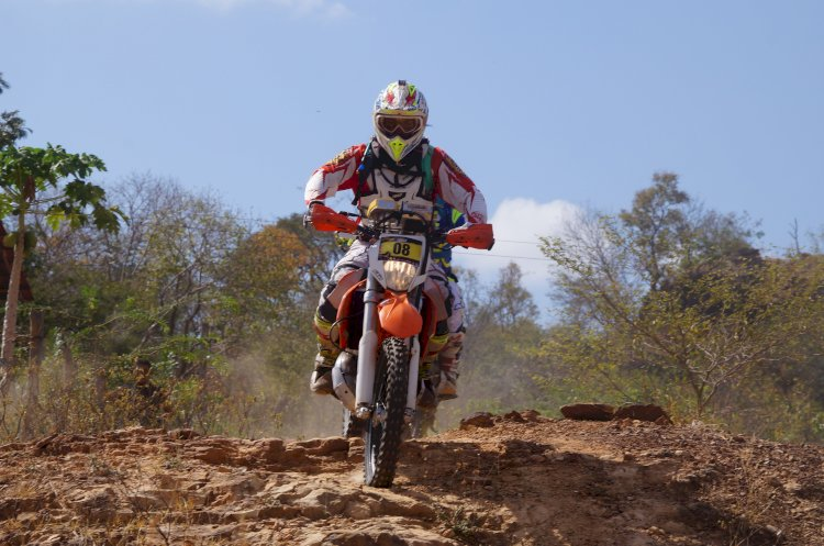 Enduro do Corisco será etapa final da Copa Nordeste de Regularidade