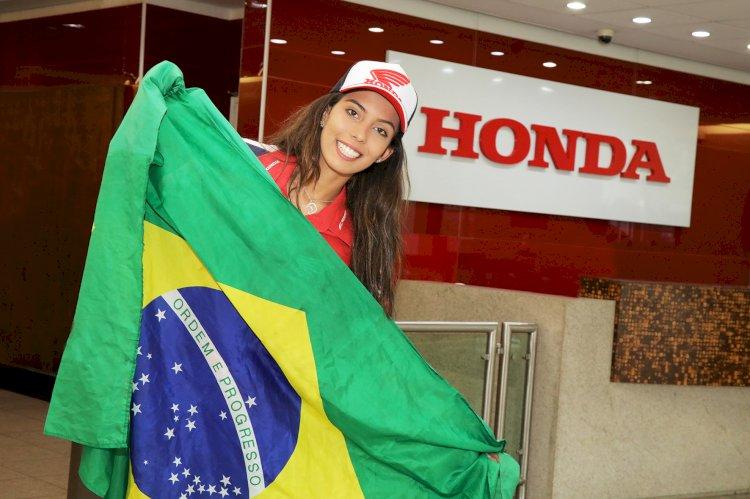Bárbara Neves é o Brasil no Enduro Internacional Feminino de Portugal