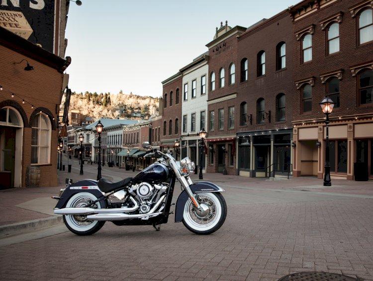 Harley-Davidson com condições especiais