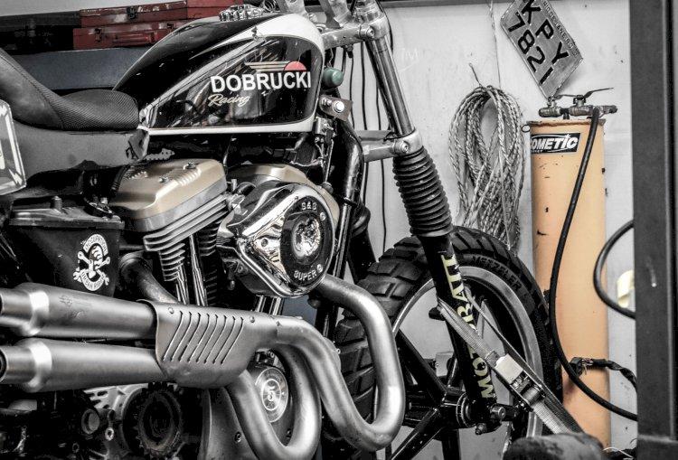 Motos customizadas de altas cilindradas