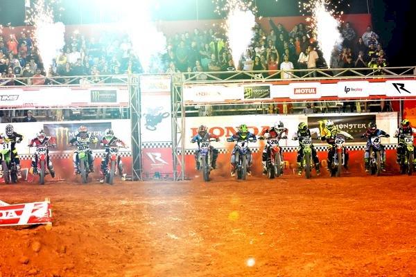 Arena Cross Brasil terá sua final no Salão Duas Rodas